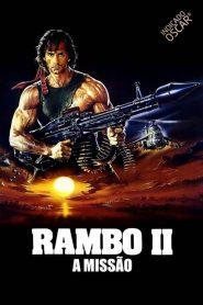 Rambo II – A Missão – Filme 1985