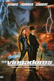Os Vingadores – Filme 1998