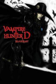 Vampire Hunter D: Bloodlust – Filme 2000