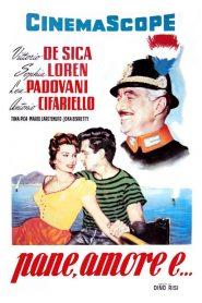 Pão, Amor e… – Filme 1955