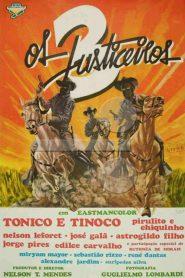 Os Três Justiceiros – Filme 1972