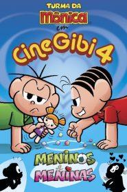 Turma da Mônica em Cine Gibi 4: Meninos e Meninas – Filme 2009