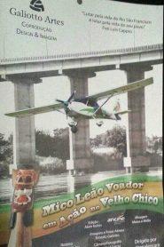 Mico Leão Voador em Ação no Velho Chico – Filme 2014