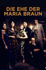 O Casamento de Maria Braun – Filme 1979