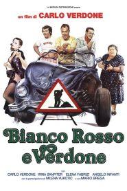 Bianco, rosso e Verdone – Filme 1981