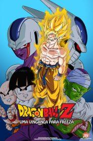 Dragon Ball Z: Uma Vingança Para Freeza – Filme 1991