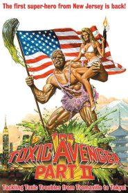 O Vingador Tóxico II – Filme 1989