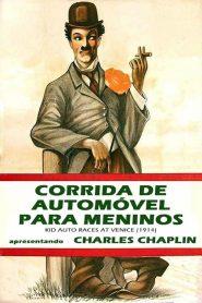Corrida de Automóveis para Meninos – Filme 1914