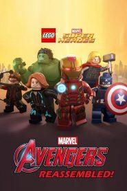 LEGO Marvel Super Heroes: Avengers Reassembled! – Filme 2015