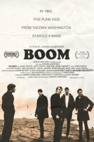 BOOM! A Film About the Sonics – Filme 2018