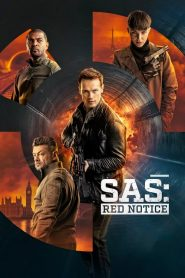 SAS – Red Notice – Filme 2021