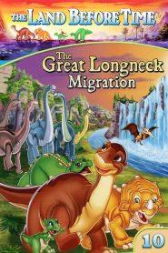 Em Busca do Vale Encantado X: A Grande Migração – Filme 2003