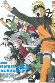 Naruto Shippuden 3: Herdeiros da Vontade de Fogo – Filme 2009