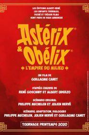 Astérix & Obélix : L'Empire du Milieu – Filme 2022