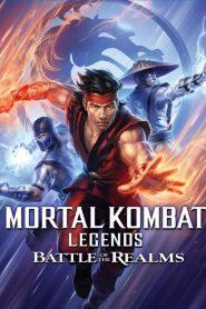 Mortal Kombat Legends: Battle of the Realms – Filme 2021